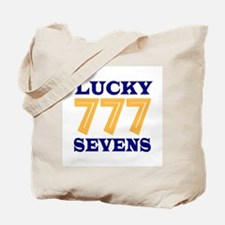 Lucky Sevens Tote Bag