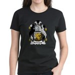 Pennant Family Crest Women's Dark T-Shirt