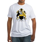 Penley Family Crest Fitted T-Shirt