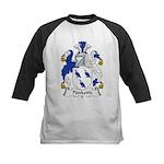Penkeith Family Crest Kids Baseball Jersey