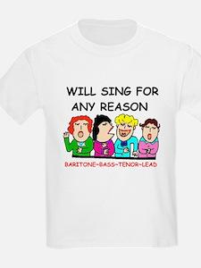 GALS QUARTET T-Shirt