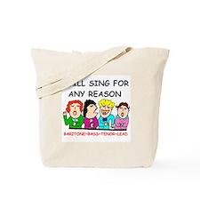 GALS QUARTET Tote Bag