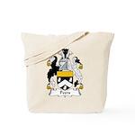 Peers Family Crest Tote Bag