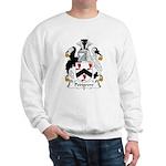 Pedigrew Family Crest  Sweatshirt