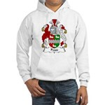 Pease Family Crest Hooded Sweatshirt