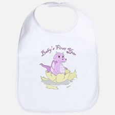 Baby's First Year Dragon Bib