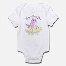 Infant's First Year, Dragon Onesie