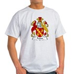 Pearse Family Crest Light T-Shirt