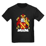Pearse Family Crest Kids Dark T-Shirt