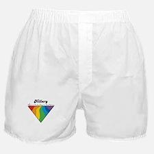Hillary: Proud Lesbian Boxer Shorts