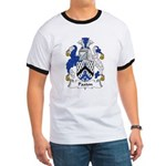 Paxton Family Crest Ringer T