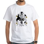Pawley Family Crest White T-Shirt