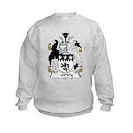 Pawley Family Crest Kids Sweatshirt