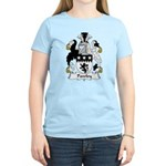 Pawley Family Crest Women's Light T-Shirt