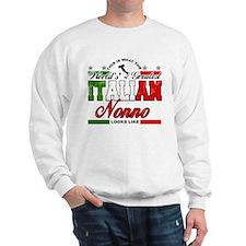 World's Greatest Italian Nonno Sweatshirt