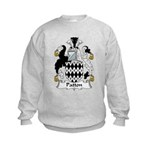 Patton Family Crest Kids Sweatshirt