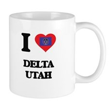 I love Delta Utah Mugs