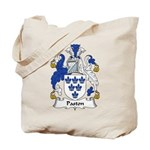 Paston Family Crest Tote Bag