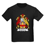 Passmore Family Crest Kids Dark T-Shirt