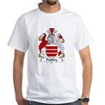 Pashley Family Crest White T-Shirt