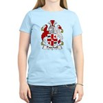 Paschall Family Crest Women's Light T-Shirt
