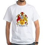 Partington Family Crest White T-Shirt