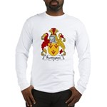Partington Family Crest Long Sleeve T-Shirt