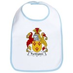 Partington Family Crest Bib