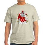 Parrott Family Crest Light T-Shirt