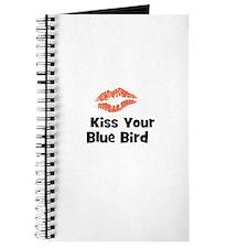 Kiss Your Blue Bird Journal