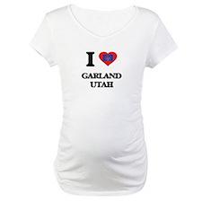 I love Garland Utah Shirt