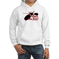 OVER THE LINE Hoodie