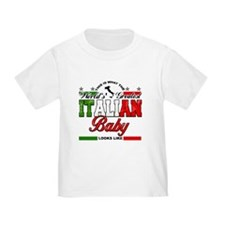 World's Greatest Italian Baby T