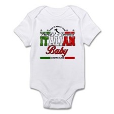 World's Greatest Italian Baby Infant Bodysuit