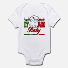 World's Greatest Italian Baby Onesie