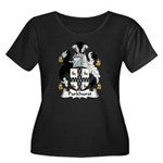 Parkhurst Family Crest Women's Plus Size Scoop Nec
