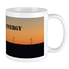 Wind Energy Mugs