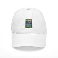 Texas Patriotism Baseball Cap