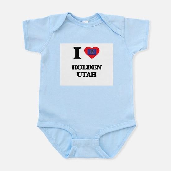 I love Holden Utah Body Suit