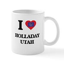 I love Holladay Utah Mugs