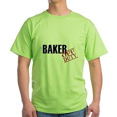 Off Duty Baker T-Shirt