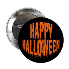 "Happy Halloween 2.25"" Button (10 pack)"