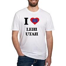 I love Lehi Utah T-Shirt