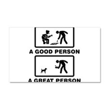 Jack Russell Terrier Car Magnet 20 x 12