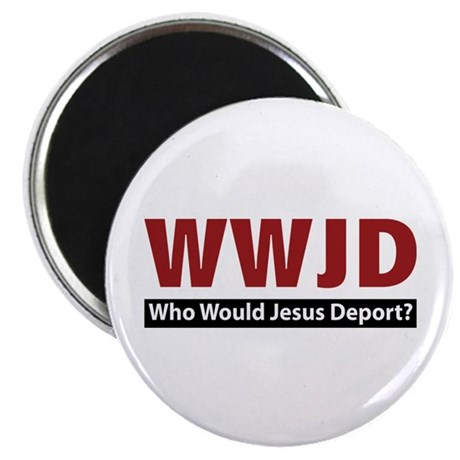 "Deport 2.25"" Magnet (10 pack)"