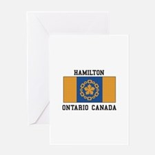Hamilton Ontario Greeting Cards