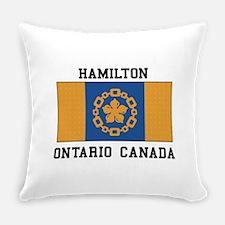 Hamilton Ontario Everyday Pillow