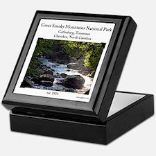Smoky Mountain Stream Keepsake Box