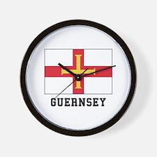 Guernsey Wall Clock