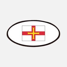 Guernsey Flag Patch